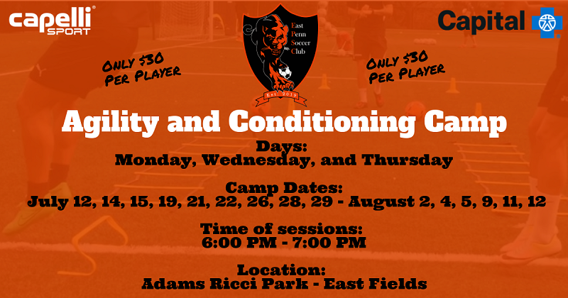 Agility and Conditioning