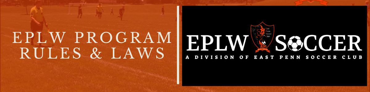 EPLW Rules & Laws